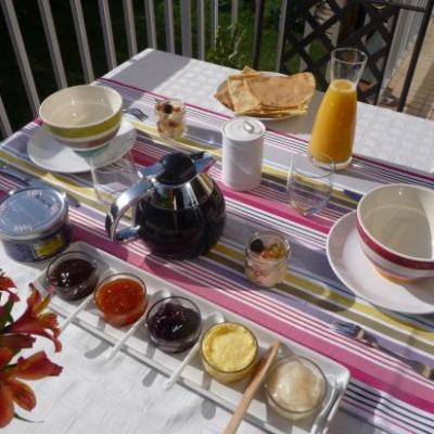 Petit-déjeuner - 5