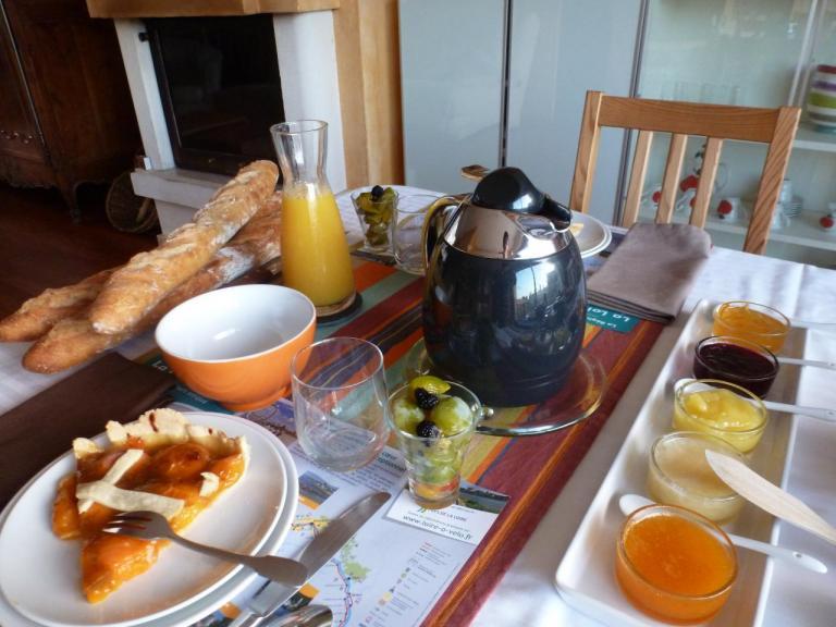 Petit-déjeuner - 1